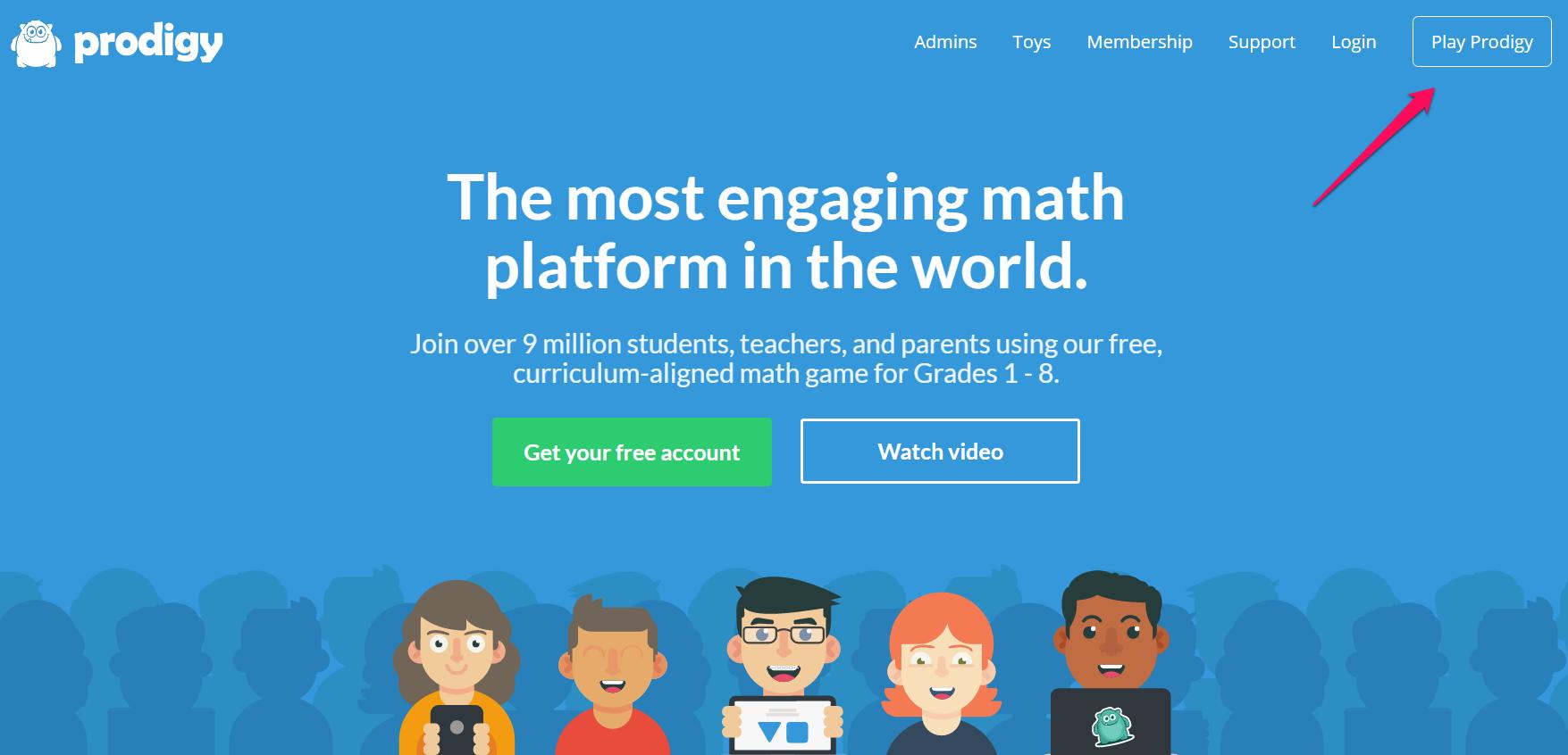 prodigy login play math prodigygame zendesk